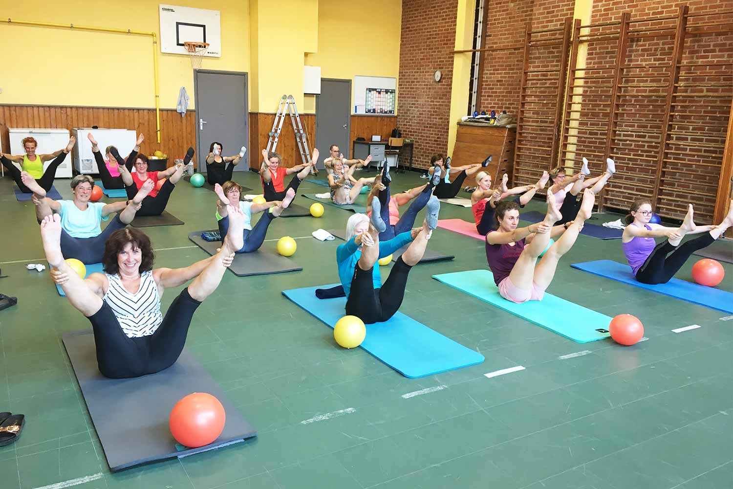 cours pilates huy