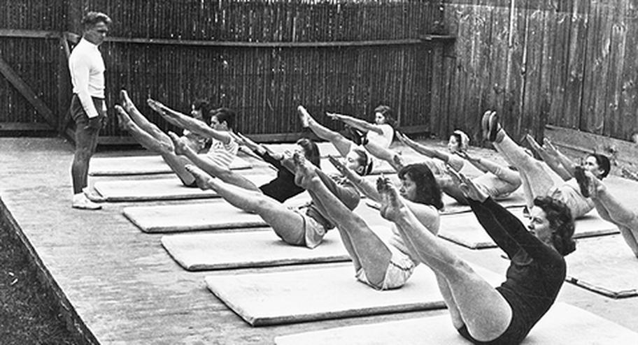 méthode pilates par joseph pilates